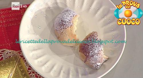 Sfogliatelle frolle ricetta Serpe da Prova del Cuoco
