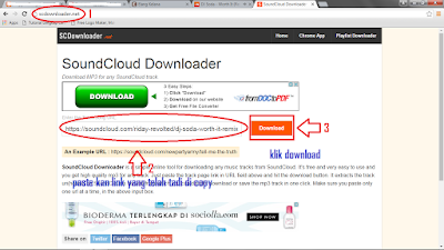Tutorial Download Musik di Soundcloud Gampang 4