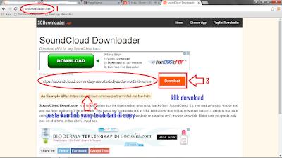 Tutorial Download Musik di Soundcloud Gampang 20
