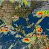 Las 6 tormentas tropicales que giran a la vez han establecido un récord