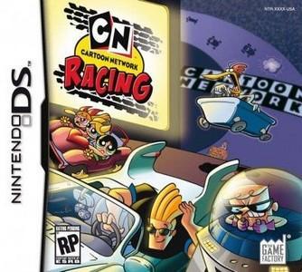 Rom Cartoon Network Racing NDS