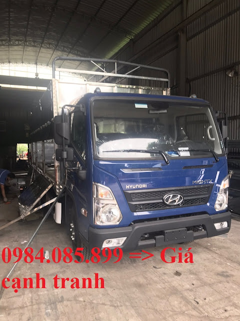 Bán xe 8 tấn Hyundai EX8 bản đủ