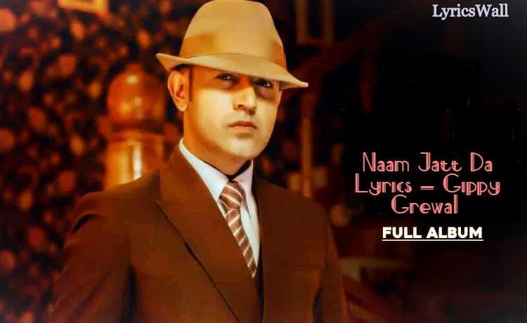 Naam Jatt Da Lyrics