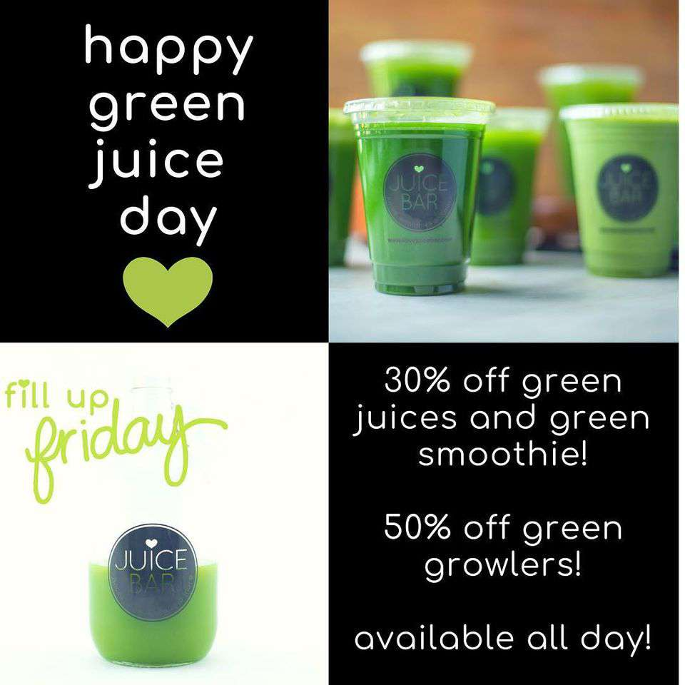 National Green Juice Day Wishes pics free download