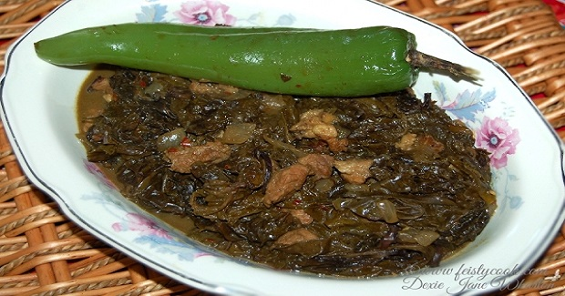 Laing Ala Dexie Recipe