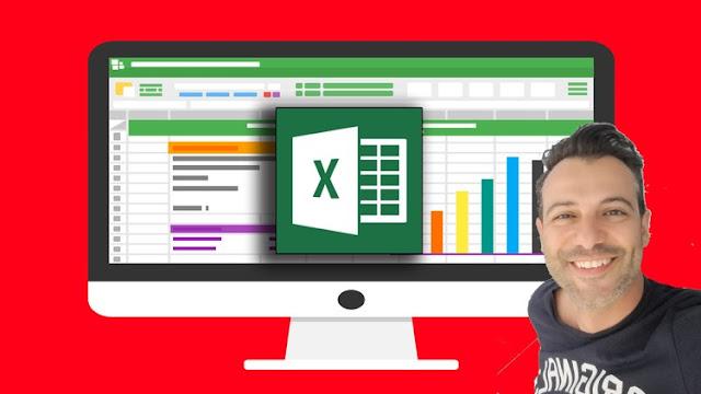 Business Data & Analytics Excel Dashboard