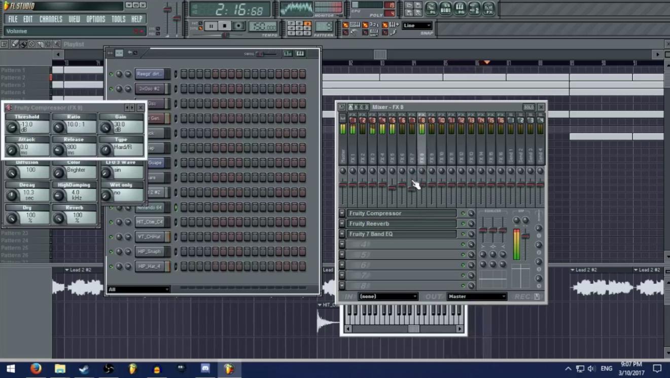 tính năng của FL Studio 20