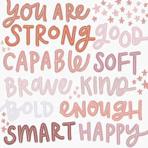23 Self Love Quotes To Inspire You to Love Yourself More. Self Improvement Quotes via thenaturalside.com | you are strong | #selfcare #selflove #loveyourself #happy