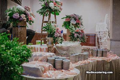 Inilah biaya catering pernikahan untuk 500 undangan di Madina Catering