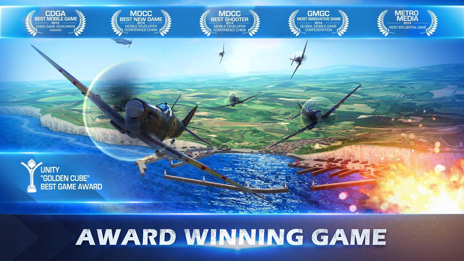 War Wings MOD APK terbaru