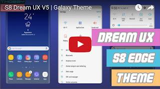 Tema S8 Dream UX V5 - Thobby Blog