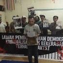 Release Solidaritas Untuk Papua dari Surabaya
