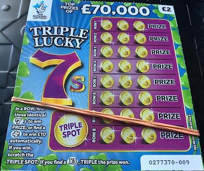 £2 Triple Lucky 7s