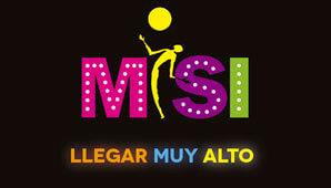 LLEGAR MUY ALTO por MISI