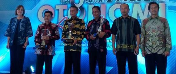 Judas Terima Penghargaan, Program Khilan dan UPTD JA Dinilai Inovatif
