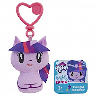 My Little Pony Cutie Mark Crew Twilight Sparkle Equestria Girls and Pony Keychain Plush