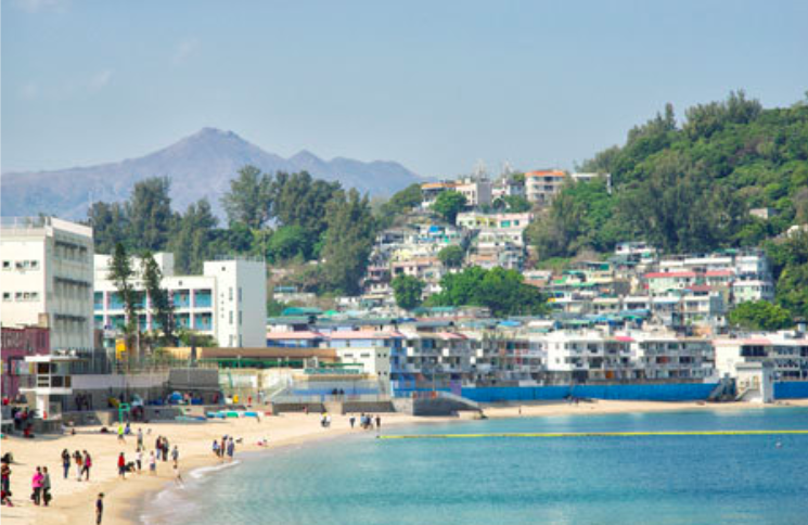 Jasad Pria Ditemukan Mengambang ditepi Cheung Chau Beach