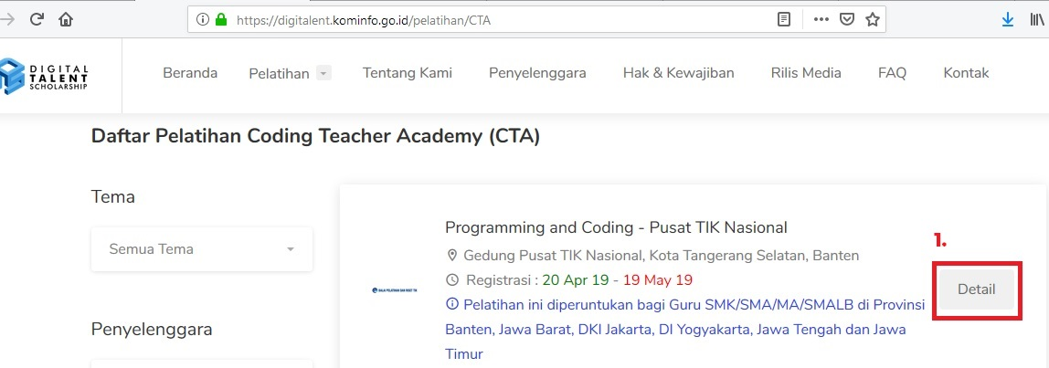 cara mendaftar coding teacher academy
