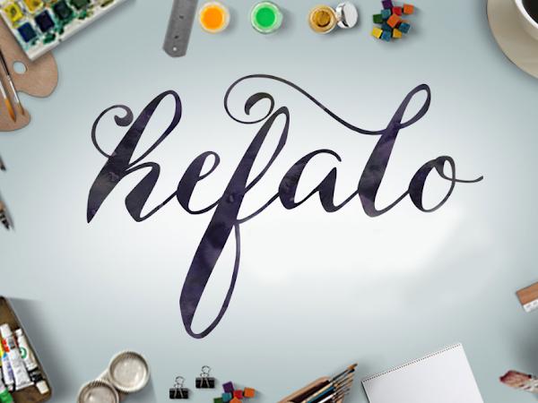 Download Hefalo Script Font Free