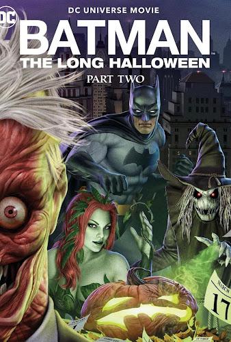 Batman: The Long Halloween, Part Two (Web-DL 1080p Dual Latino / Ingles) (2021)