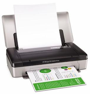 HP Officejet 100 Mobile Printer - L411a Printer Software Download