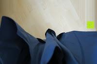 Stoff: Golf Regenschirm, Pomelo Best Automatik auf Windresistent mit 128cm Durchmesser aus robusten 190T Pongee Stockschirm geeignet für 3-4 Personen