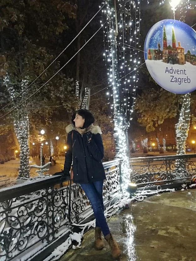 Advent in Zagreb 2020 Zrinjevac 4