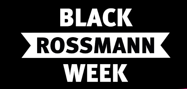 BLACK WEEK SALE ROSSMANN