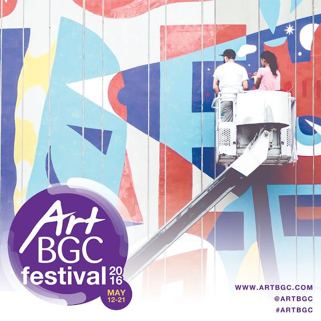 Occasions of joy artbgc mural festival for Bonifacio mural painting