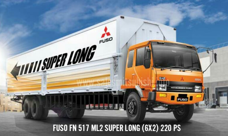 Mitsubishi FUSO - FUSO FUSO FN 517 ML2 SUPER LONG