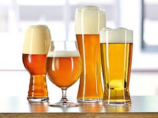 Bier bei Gicht