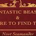 Nova edição de Animais Fantásticos e Onde Habitam será lançada dia 9 de fevereiro de 2017!