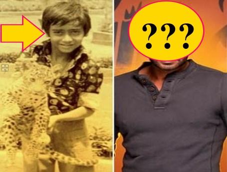 ये बच्चा आज है बॉलीवुड सुपरस्टार एक फिल्म के लेता है 25 करोड़ रूपए