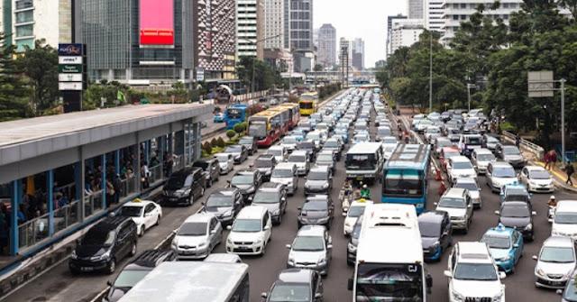 Jam Ganjil Genap Jakarta