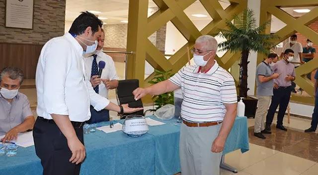 Harran Üniversitesi personel alımını gerçekleştirdi