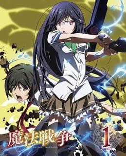 مشاهدة و تحميل الحلقة السادسة 06 من أنمي Mahou Sensou مترجمة