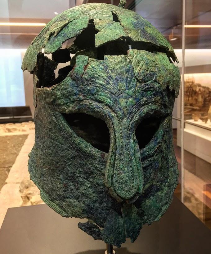 Ο «τάφος του πολεμιστή»: Ο Έλληνας οπλίτης που είχε ταφεί με ιδιαίτερες τιμές στην Ισπανία