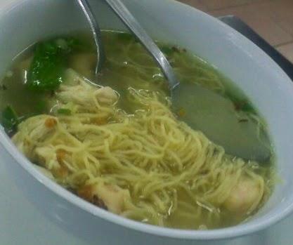 wonton mee,wanton soup