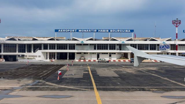تأجيل الترفيع في معلوم المغادرة بمطاري النفيضة والحبيب بورقيبة