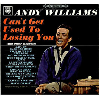 Andy Williams - Can't Get Used To Losing You on Popular Classics Vol. 1 (1963)
