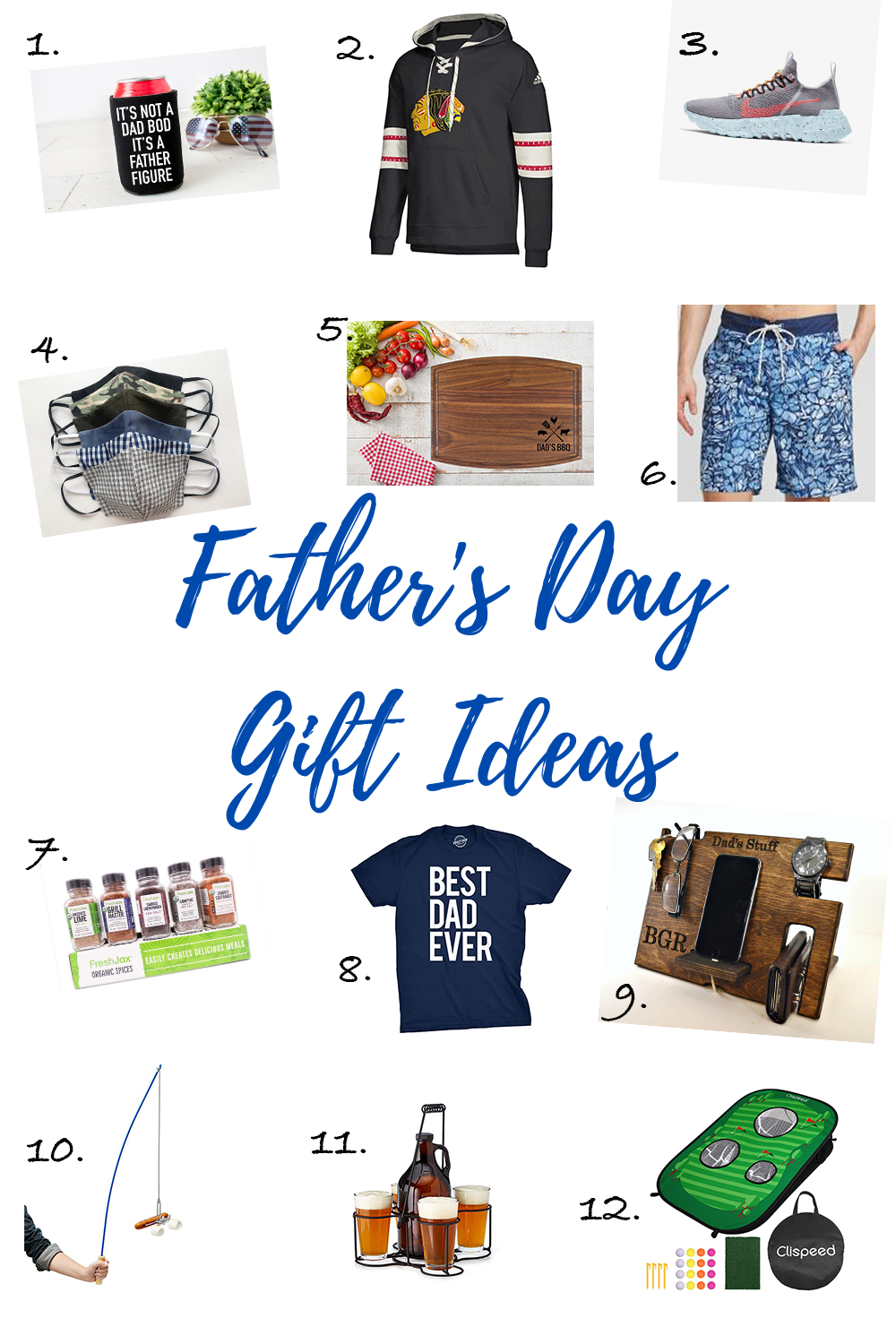 gifts for Dad who wants nothing
