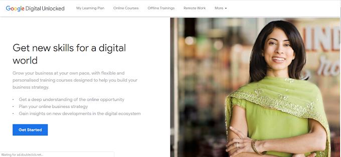 Learn Digital Marketing for free   Google Digital Unlocked   Get the certificate