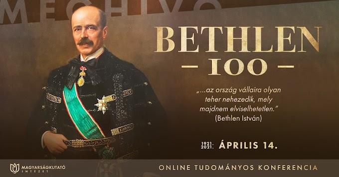 Bethlen Istvánról szervez konferenciát a Magyarságkutató Intézet