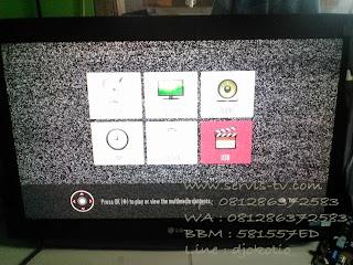 LG LCD TV 32H20R