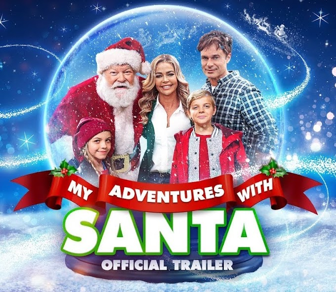 MY ADVENTURES WITH SANTA 2019 ONLINE EN AUDIO LATINO