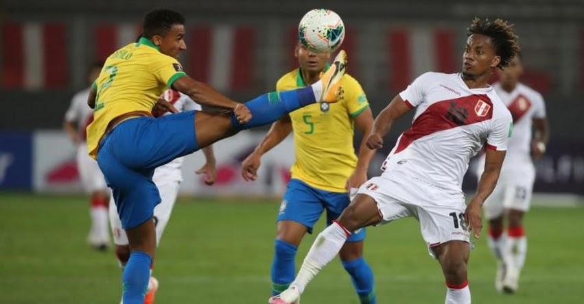EN VIVO: PERÚ Vs. BRASIL - Lista de Canales y Hora que transmitirán el partido - Eliminatoria Mundial Qatar 2022 - ONLINE (Jueves 9 Setiembre 7:30 PM) FIFA