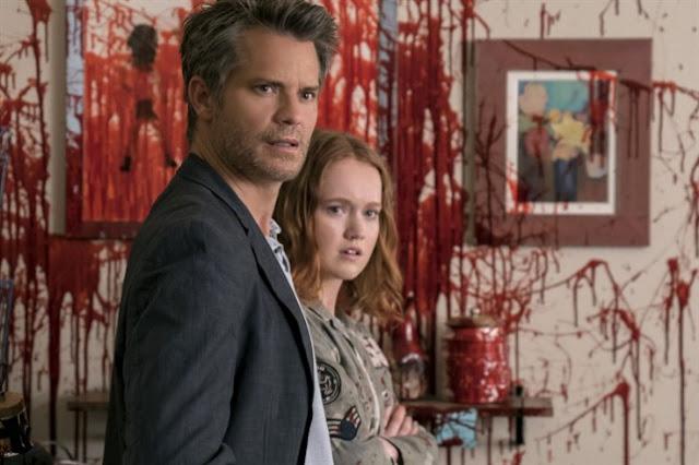 Netflix debuta un primer vistazo a los nuevos residentes de la segunda temporada de Santa Clarita Diet
