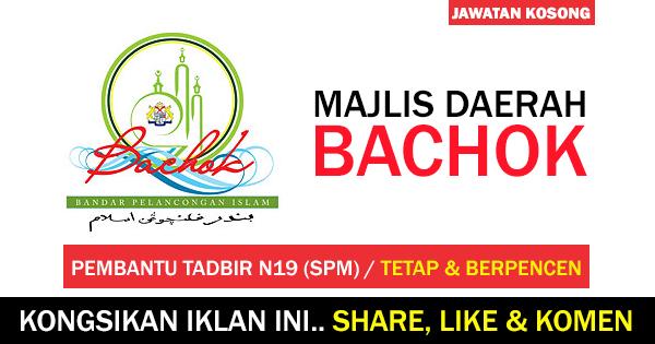 MAJLIS DAERAH BACHOK