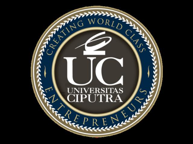 Logo Universitas Ciputra Format PNG