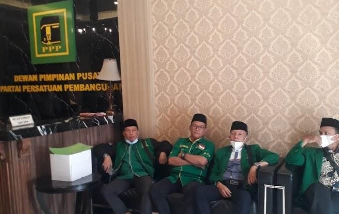Saya Pengen Melihat PPP di Lampung Besar, Musyawarah Wilayah PPP di Jakarta